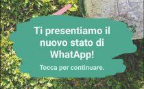 WhatsApp Stato: cosè e come funziona
