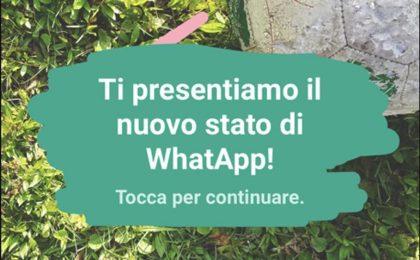WhatsApp Stato: cos'è e come funziona