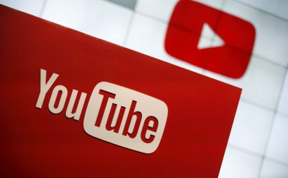 YouTube, trasmissioni in diretta streaming da smartphone