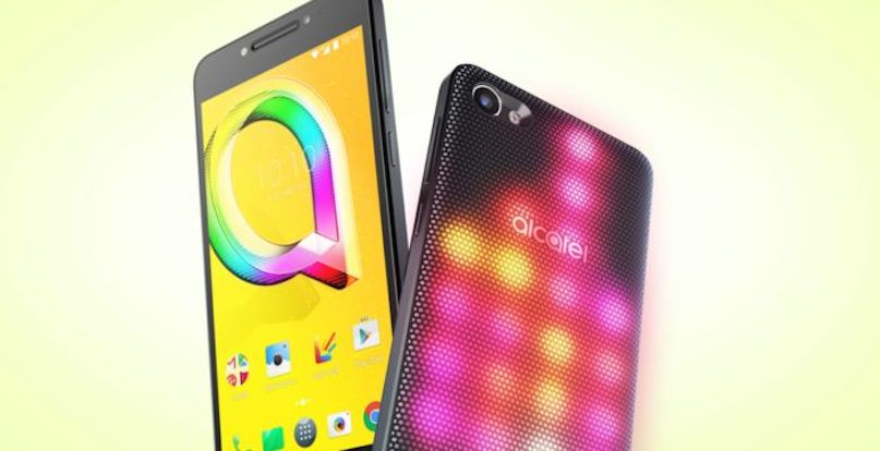 alcatel a5 led mwc