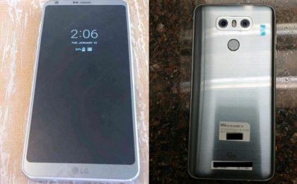 LG G6: il design del top di gamma dal look metallico