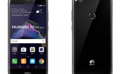 Huawei P8 Lite 2017 Vs Huawei P9 Lite: il confronto