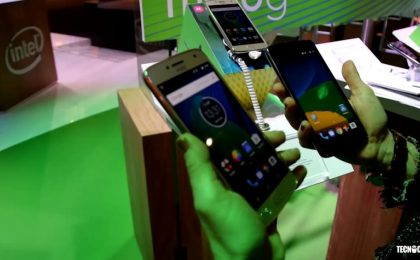 Lenovo Moto G5, e Moto G5 Plus presentati al MWC 2017