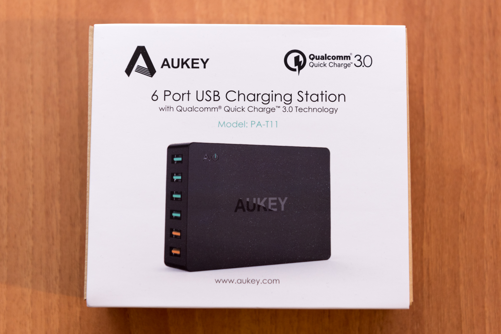 AUKEY PA T11 unboxing