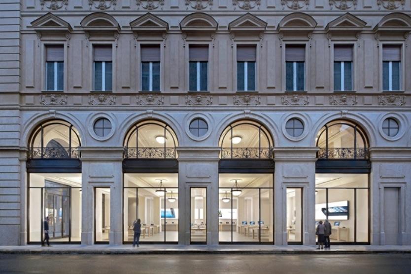 Apple Store Torino via Roma