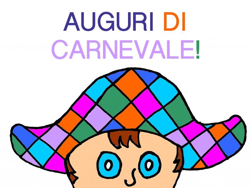 Auguri di Carnevale