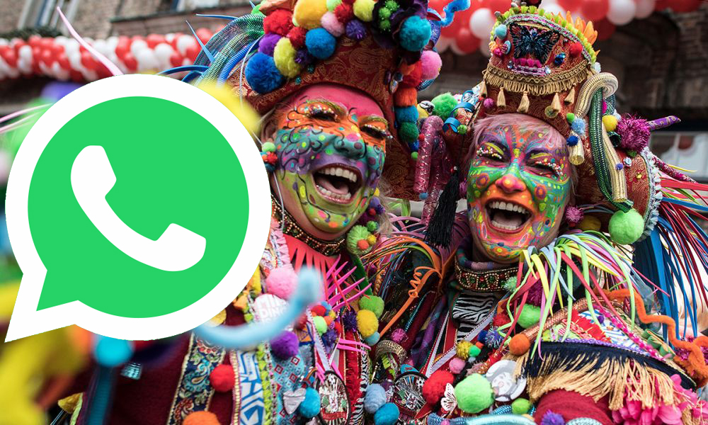Buon Carnevale 2017: migliori immagini per WhatsApp