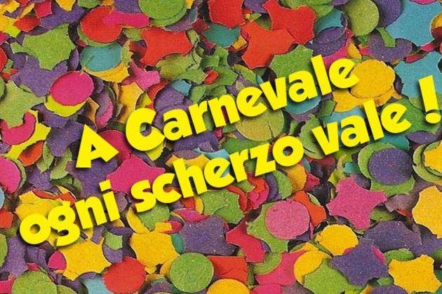 Carnevale scherzo