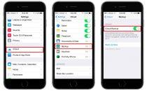 Come eseguire il backup iPhone prima di aggiornare iOS 10