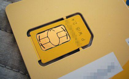 Come tagliare una SIM in Micro SIM