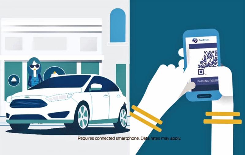 Ford al Mobile World Congress Barcellona 2017