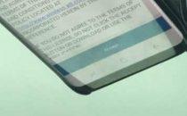 Samsung Galaxy S8 con display con barra di navigazione personalizzabile