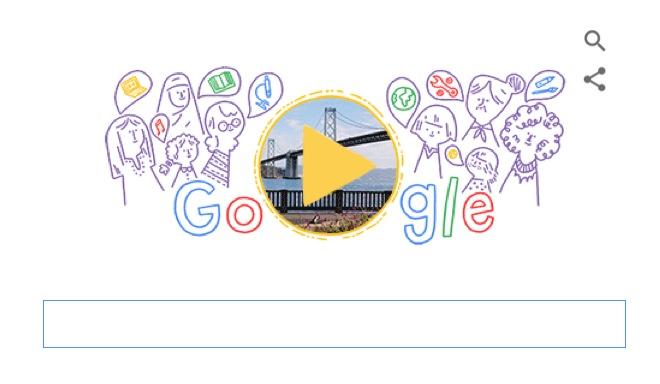 Google Doodle Festa della Donna 8 marzo