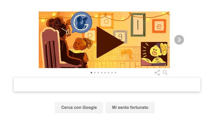 Festa della Donna 2017: il Google Doodle con video ispirazionale