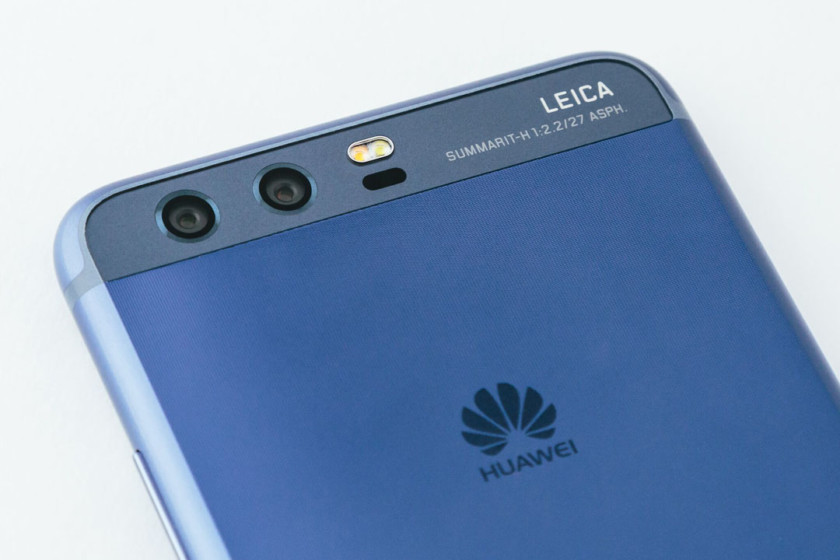 Huawei P10 Plus fotocamera