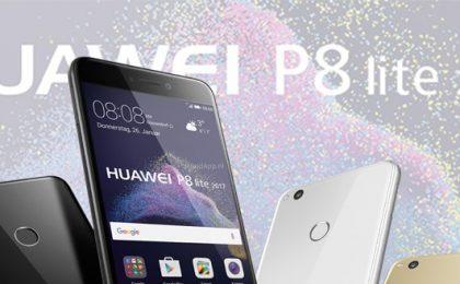 Huawei P8 Lite (2017): le migliori promozioni e offerte online