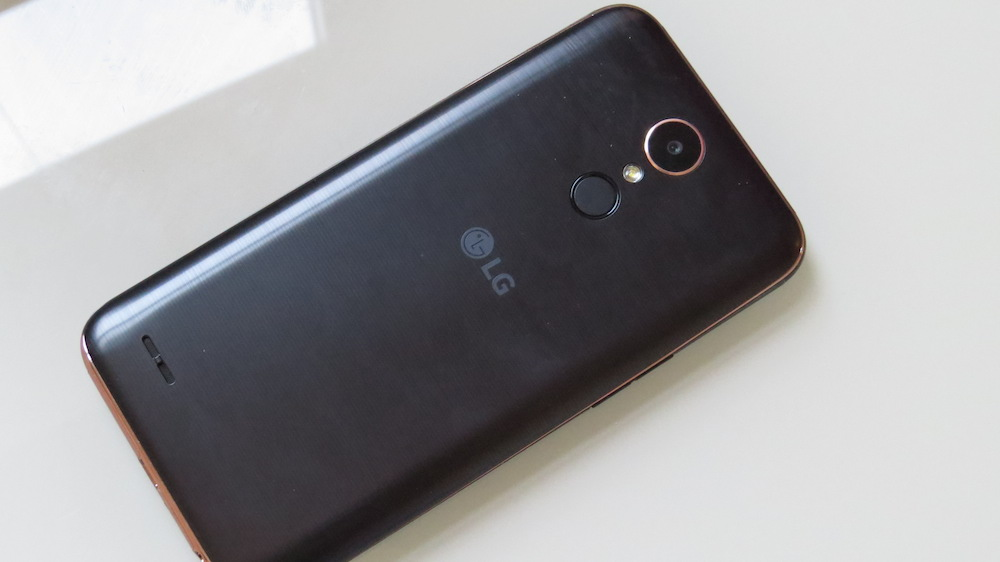 LG K10 2017 retro