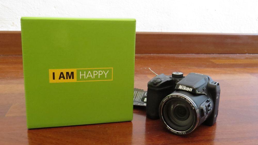 Nikon B500 Recensione