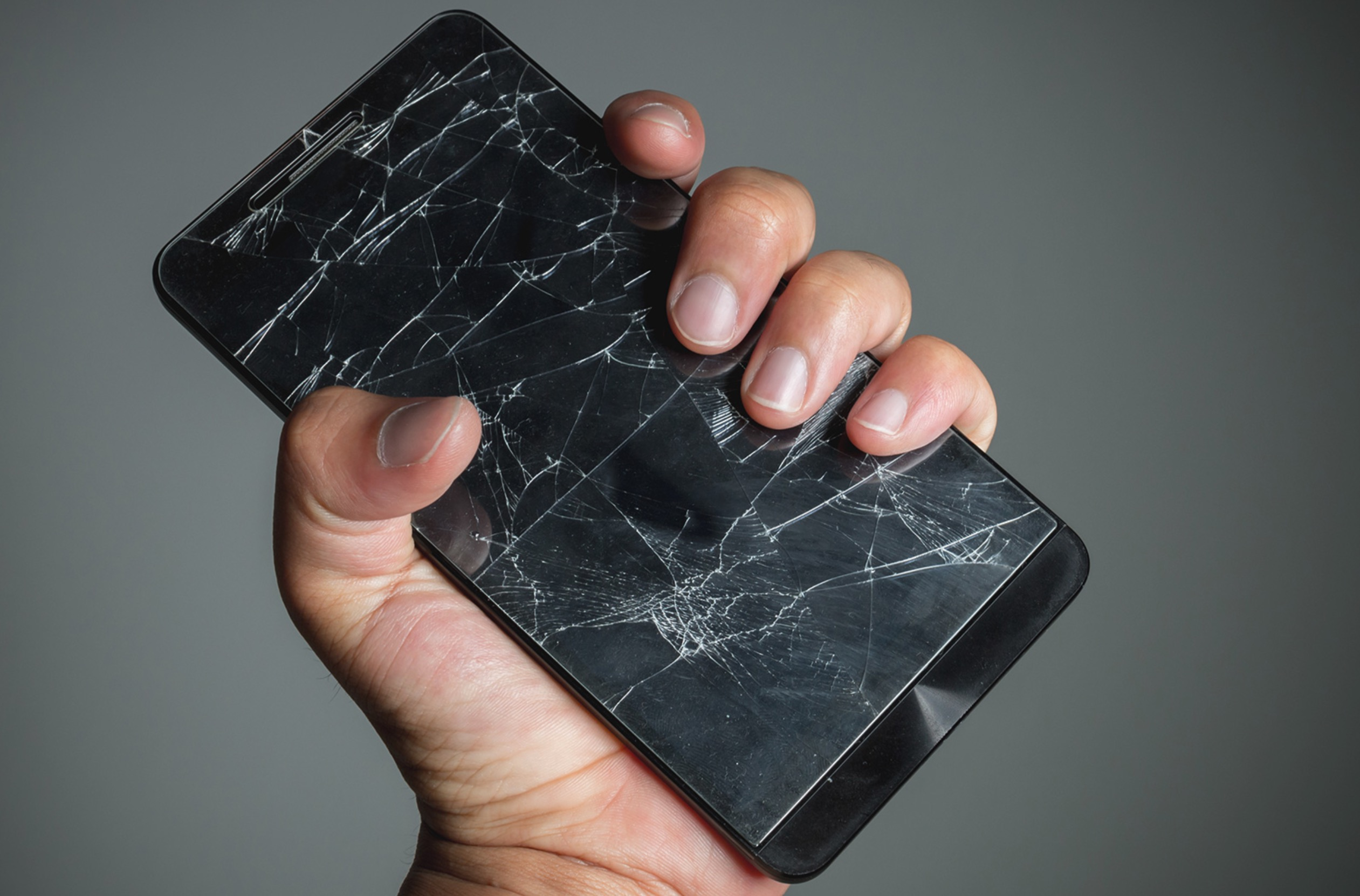 Schermo Rotto Riparazione E Garanzia Telefono Tecnocino