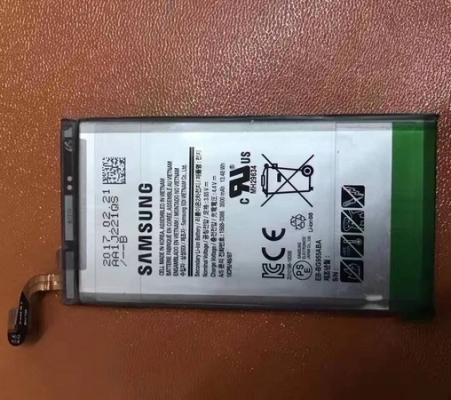 Samsung Galaxy S8 Plus: la batteria sarà da 3500mAh