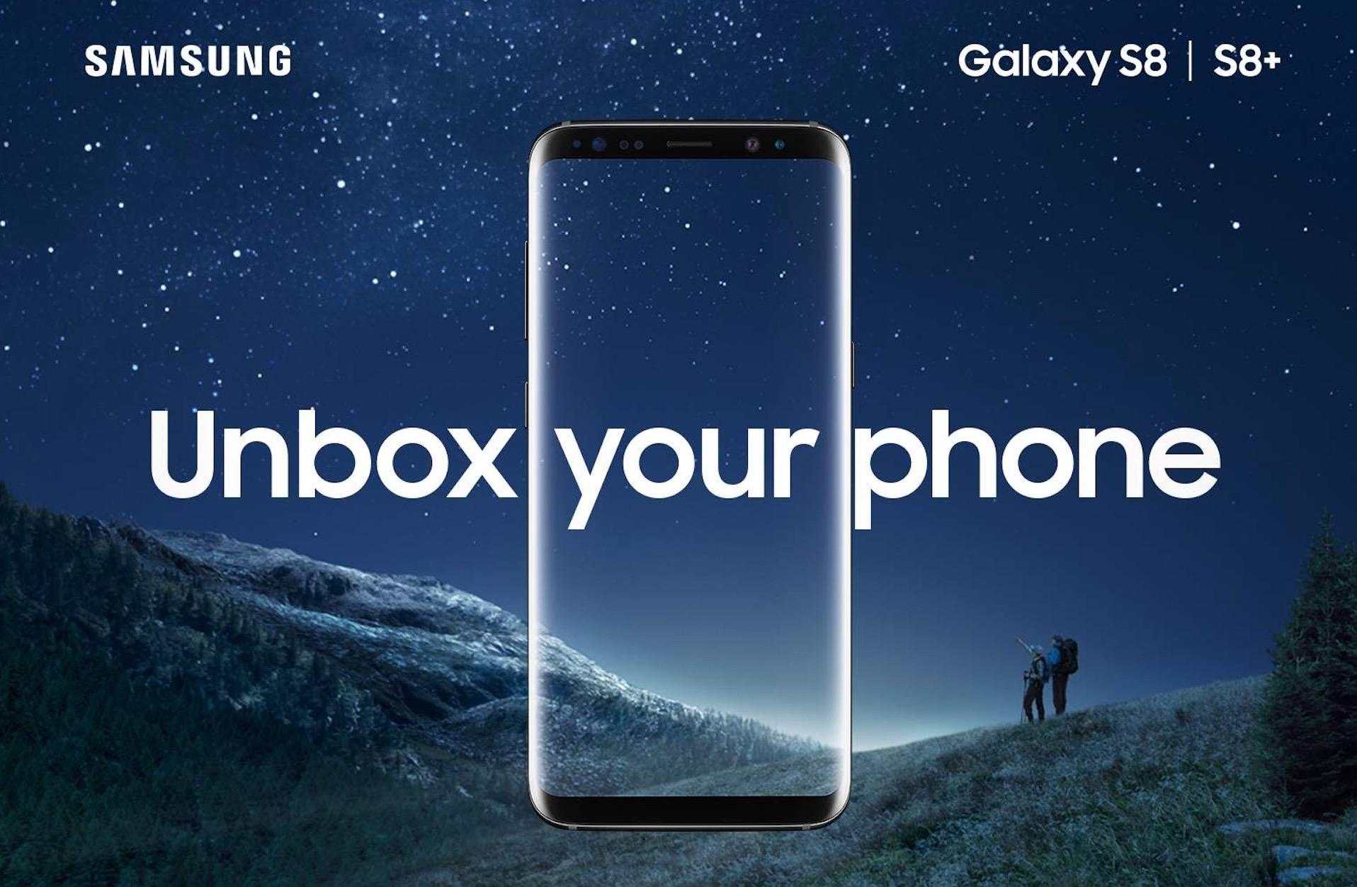 Samsung Galaxy S8: come acquistarlo in preordine
