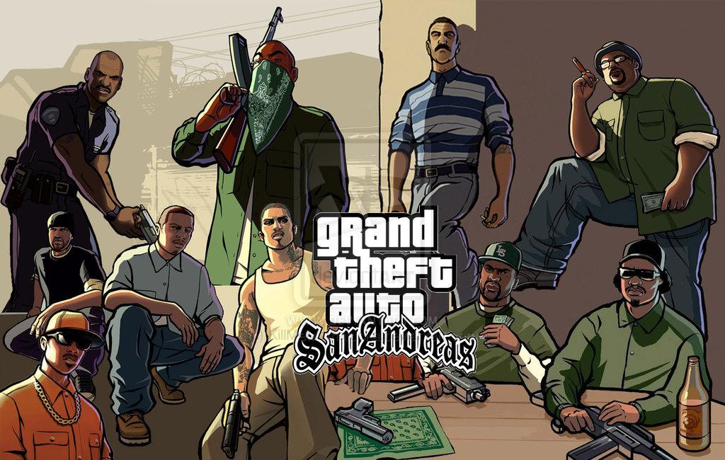 Trucchi GTA San Andreas Xbox e Xbox 360