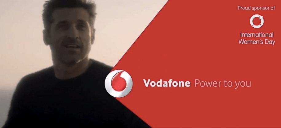Vodafone: Internet Gratis (4GB) l'8 marzo per la Festa delle Donne