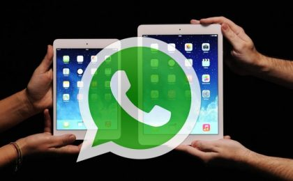WhatsApp per iPad: download e uso senza jailbreak
