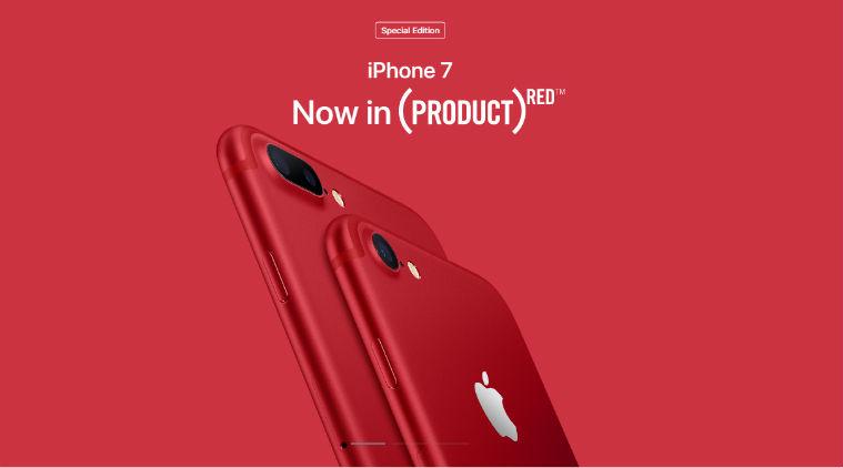 iPhone 7 Red Special Edition: prezzo e scheda tecnica