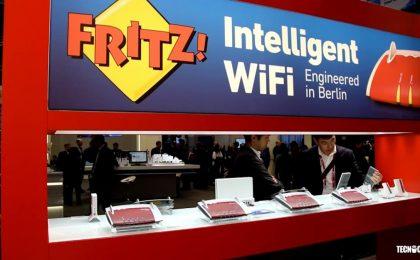 FRITZ!Box, router con WiFi intelligente