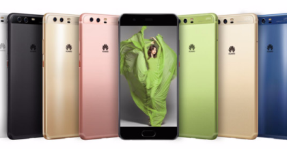 Huawei P10 vs iPhone 7: confronto