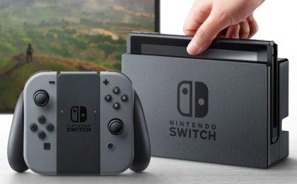 Nintendo Switch, i 5 motivi per comprarla