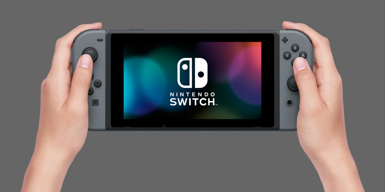 switch display