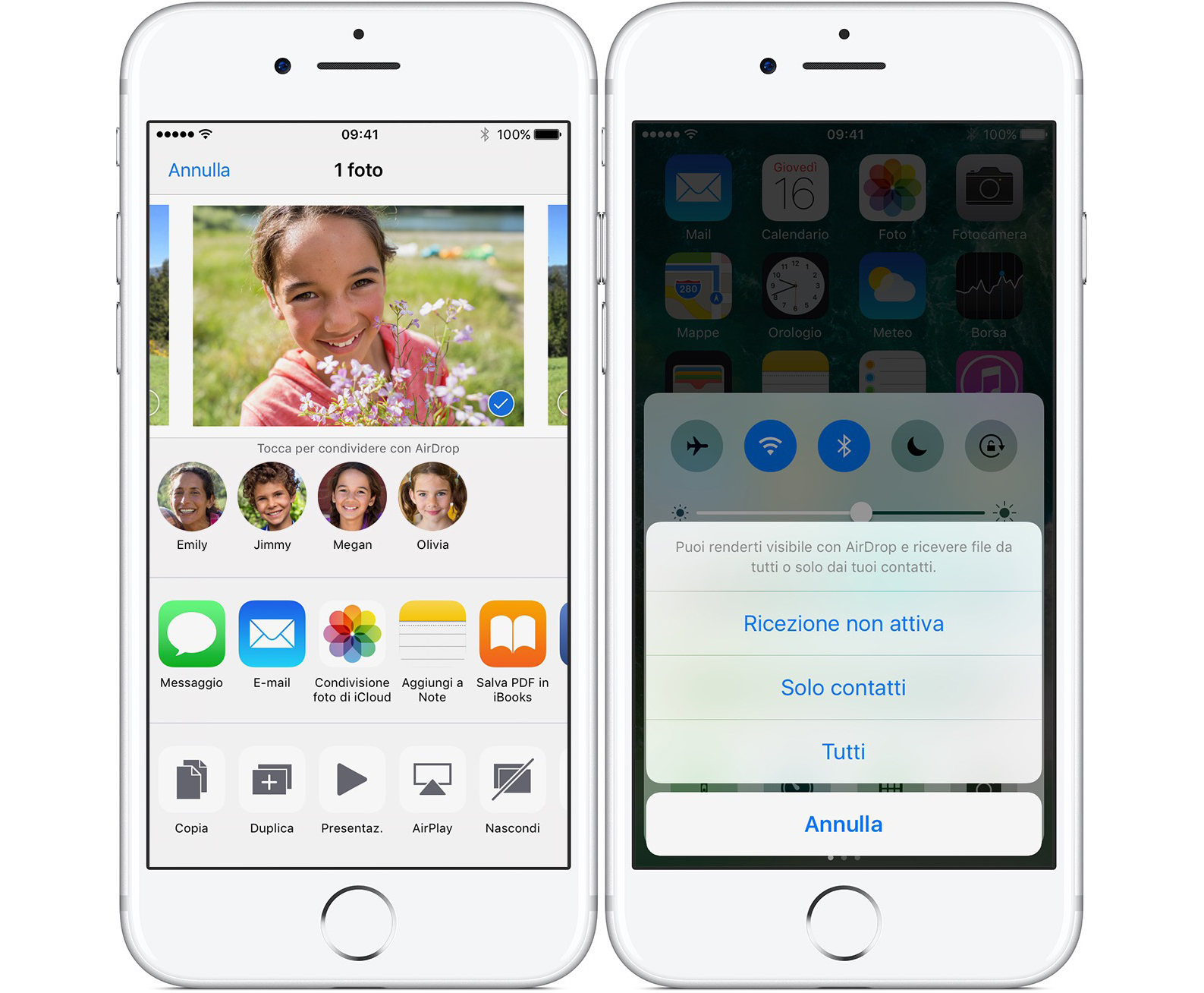 how to find iphone on mac airdrop