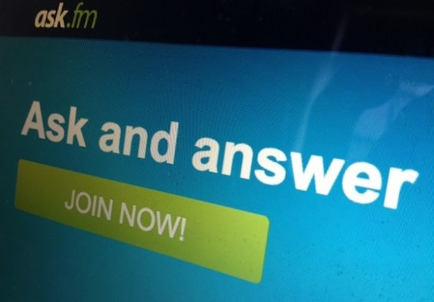 Ask fm in anonimo