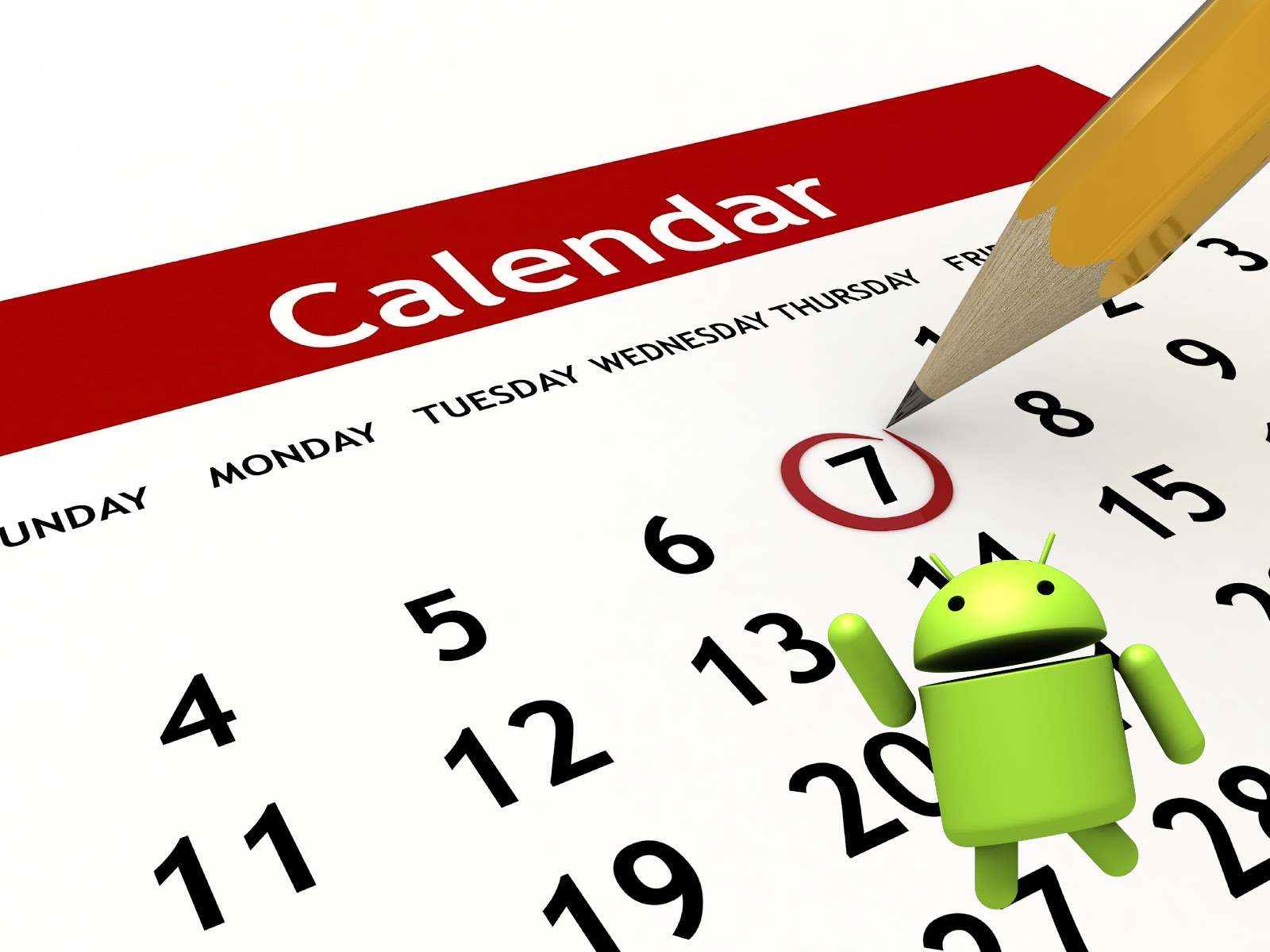 Le migliori app per calendario di Android