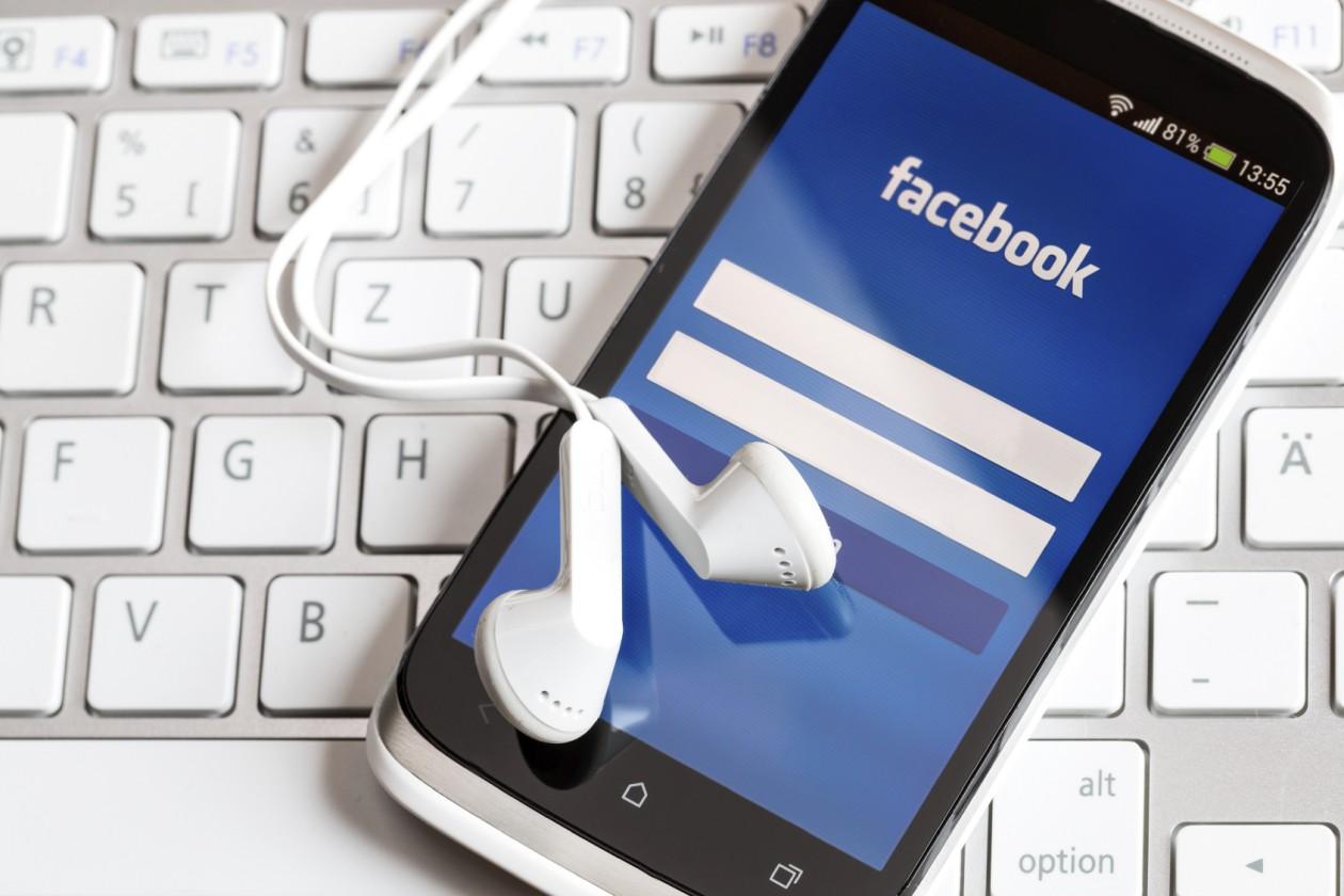 Cancellare pagina Facebook temporaneamente