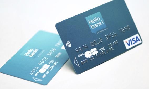 Carta Hello Bank! Free BNL