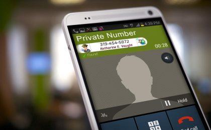 Come chiamare con numero privato