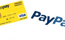 Come collegare Postepay con PayPal
