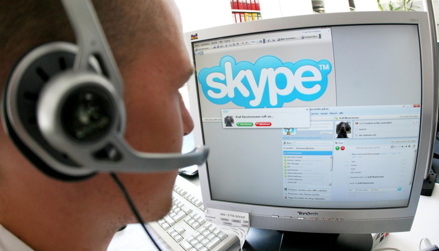 Come recuperare la password di Skype