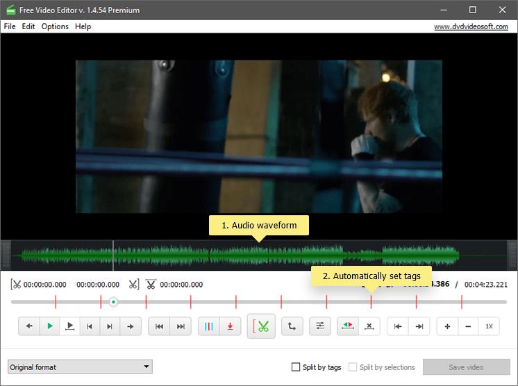 FREE VIDEO EDITOR programmi per editare video