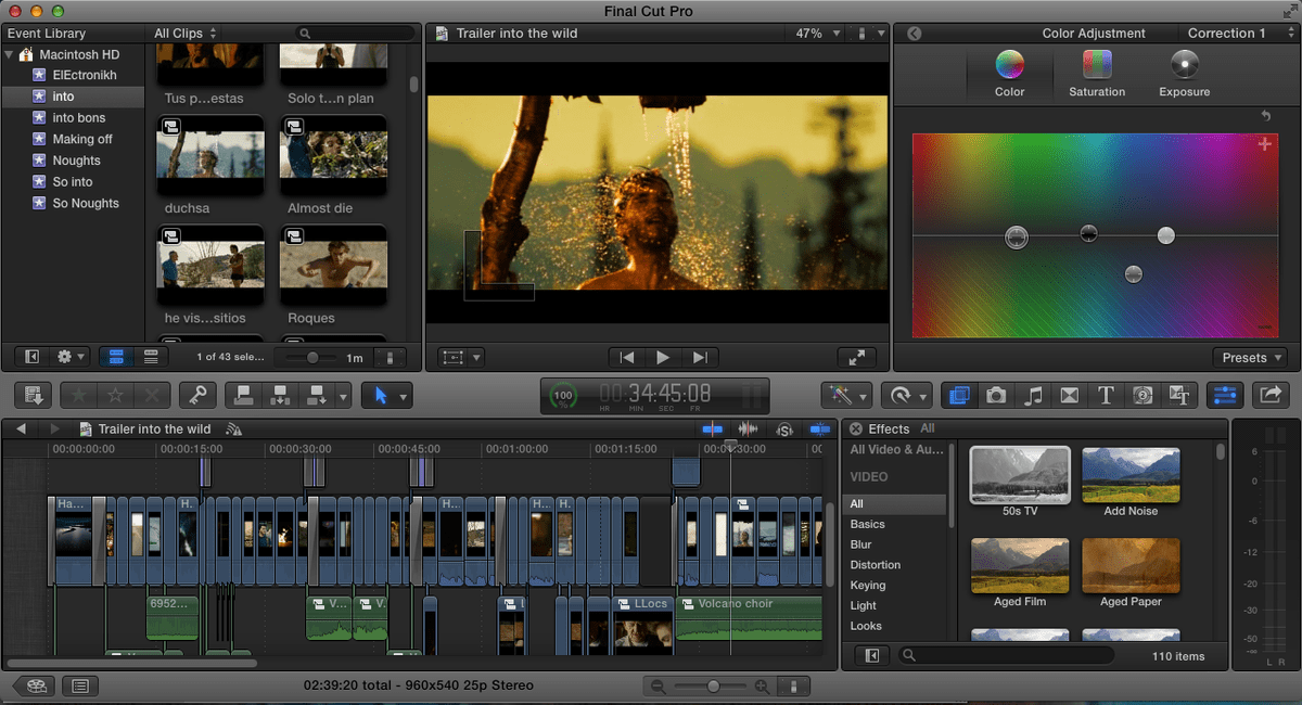 Final_Cut_Pro_programmi per montare video