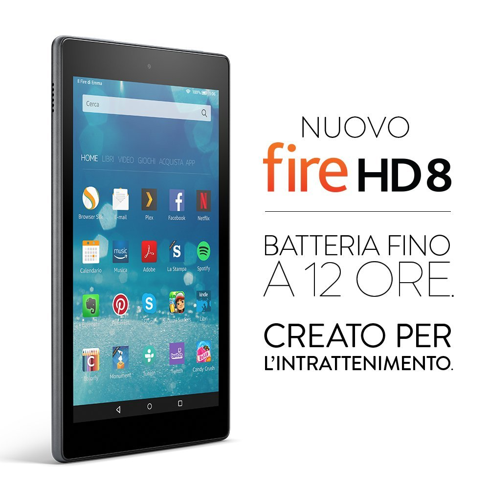 Fire HD 8 Amazon