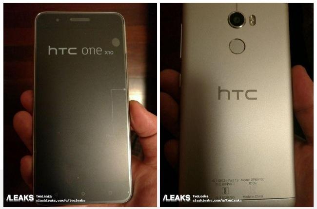 HTC One X10 in uscita: scheda tecnica, prezzo e le foto rubate