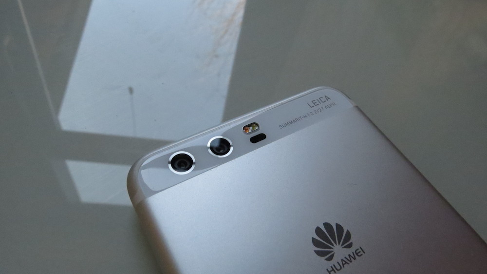 Huawei P10 fotocamere