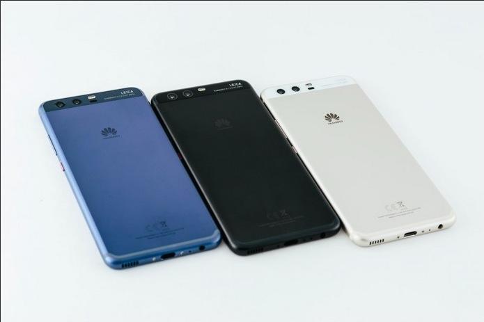 Huawei P10 ufficiale