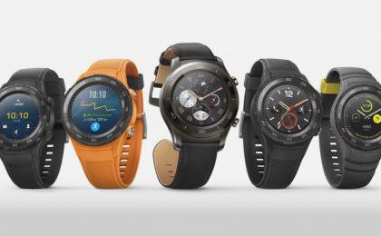 Huawei Watch 2: prezzo e uscita in l'Italia e scheda tecnica