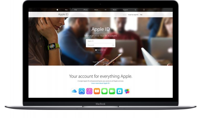 ID Apple senza carta di credito Mac