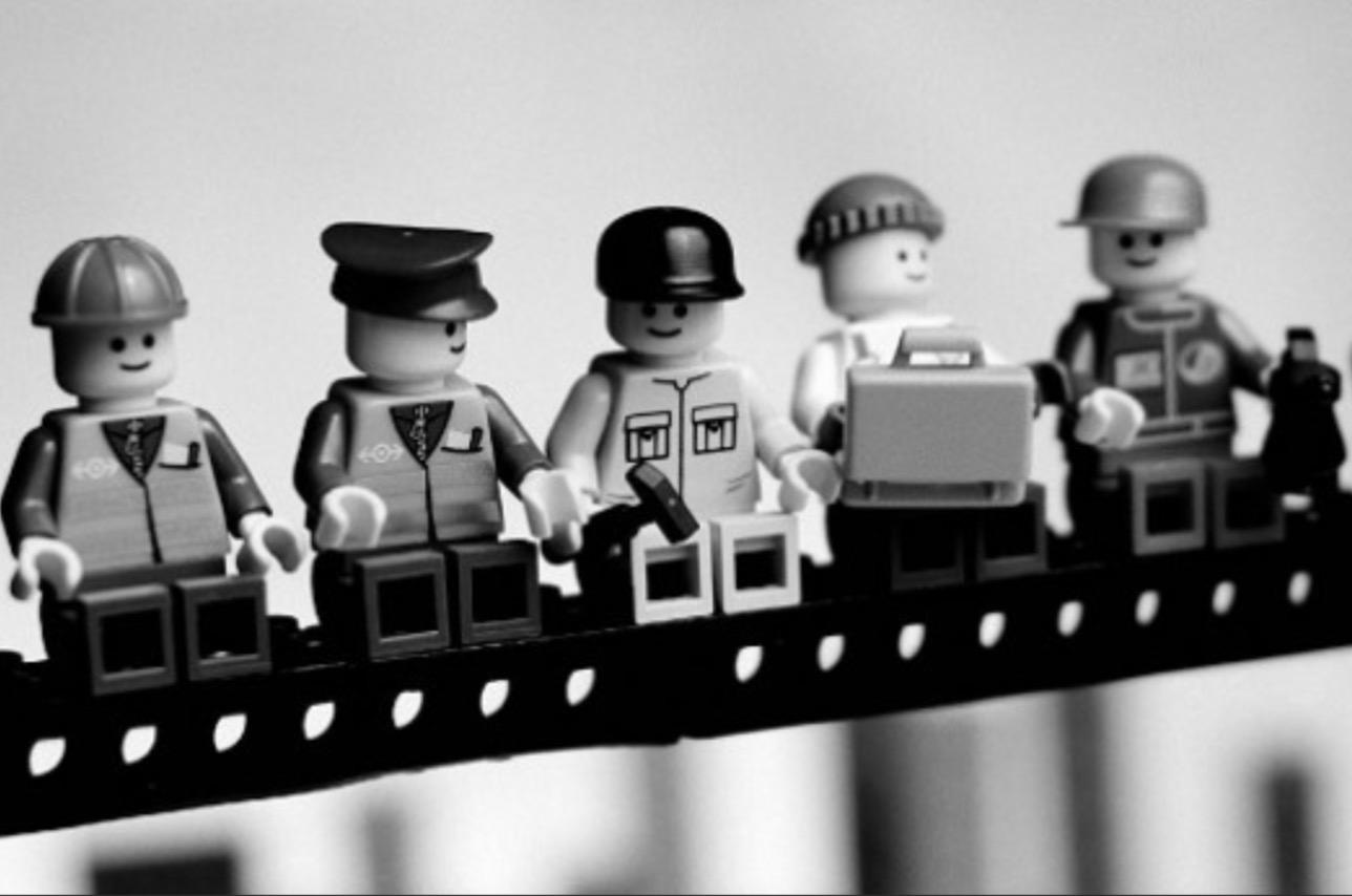 Immagine Lego Festa del Lavoro